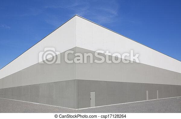 倉庫, 外面 - csp17128264