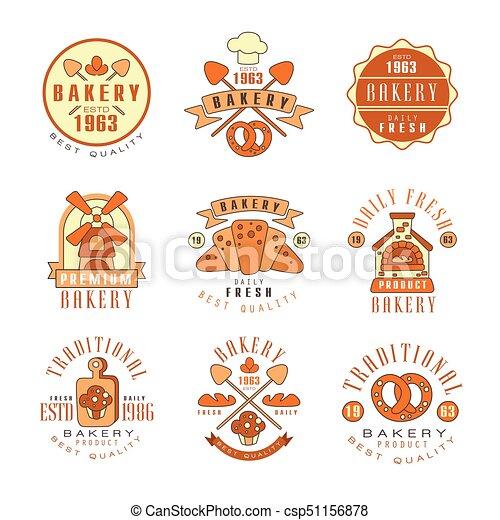 優れた 店 型 会社 伝統的である パン屋 ベクトル ロゴ イラスト 紋章 デザイン 優れた 店 型 会社 伝統的である パン屋 ベクトル 背景 ロゴ イラスト 紋章 白 デザイン Canstock