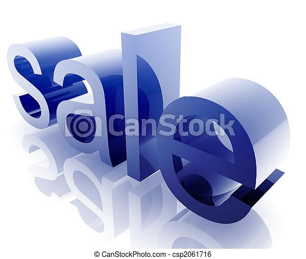 割引, 買い物, 販売 - csp2061716