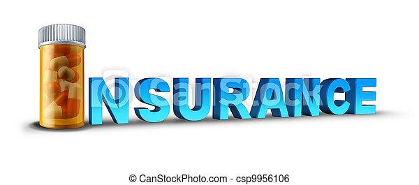 医療保険 - csp9956106