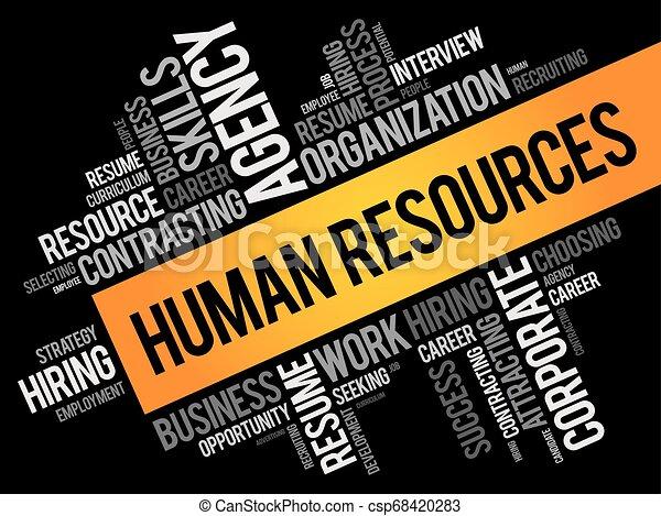 単語, 時間, -, 資源, 人間, 雲 - csp68420283