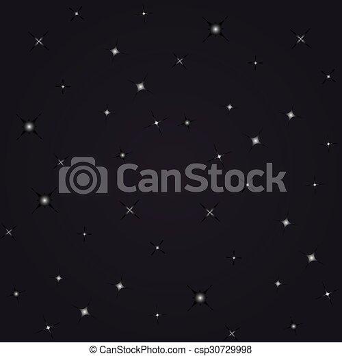 夜, 星, 光景 - csp30729998