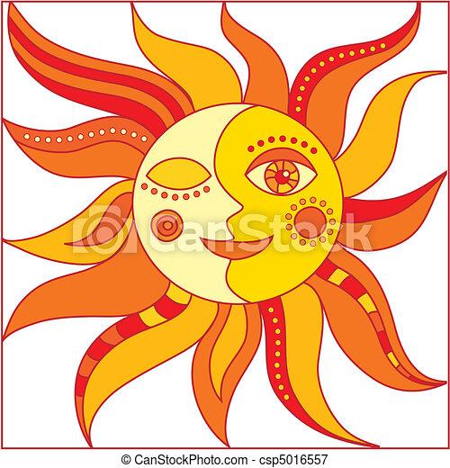 太陽 - csp5016557