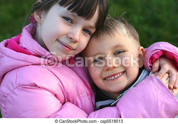 子供, 幸せ - csp0518013