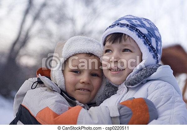 子供, 幸せ - csp0220511