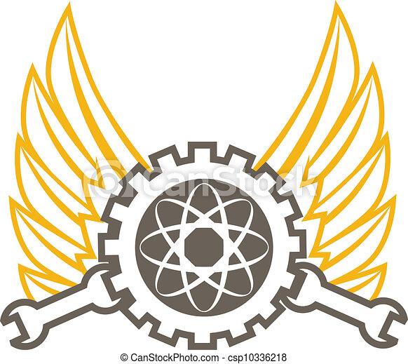 工学, アイコン - csp10336218