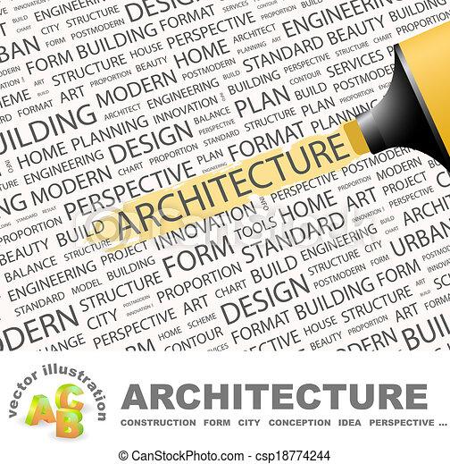 建築 - csp18774244