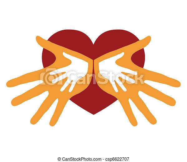 愛, design., 家族 - csp6622707