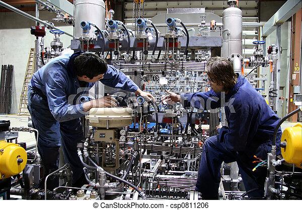 技術者 - csp0811206
