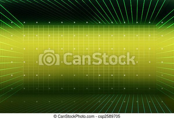技術, 背景 - csp2589705