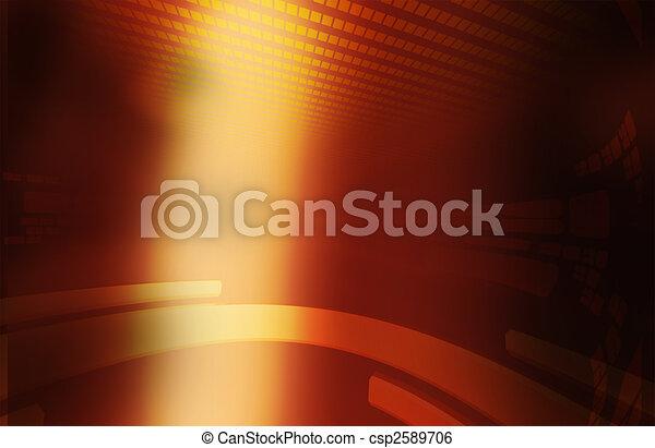 技術, 背景 - csp2589706