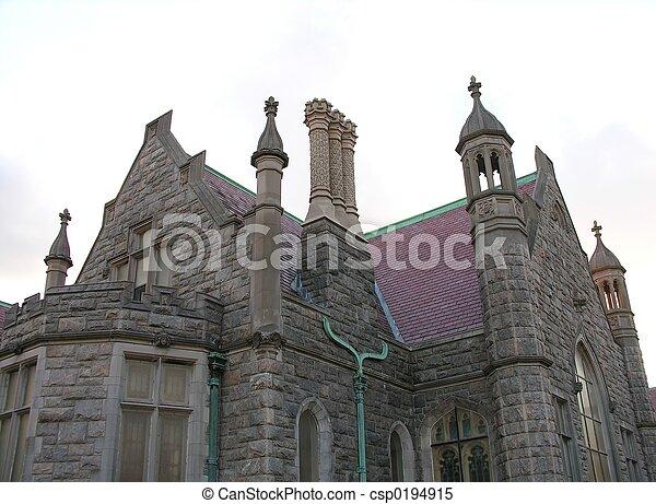 教会 - csp0194915