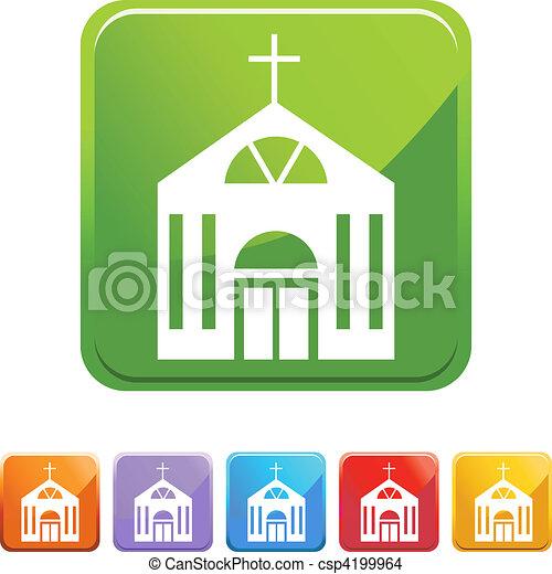教会 - csp4199964