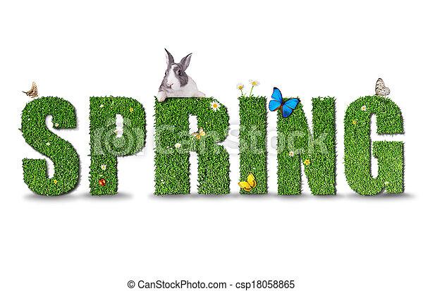 春 - csp18058865