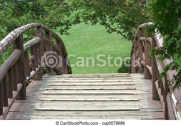 橋, 上に - csp0079686