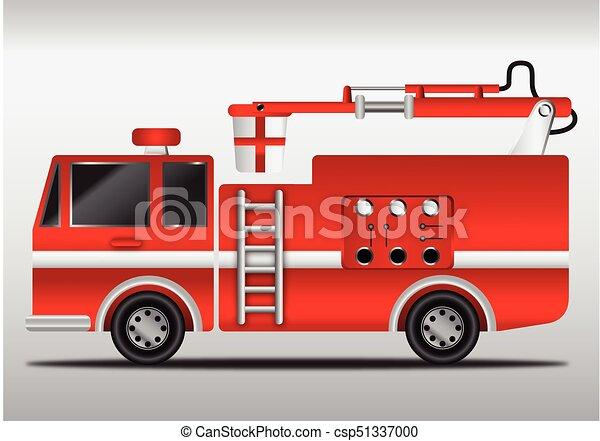 消防車 - csp51337000