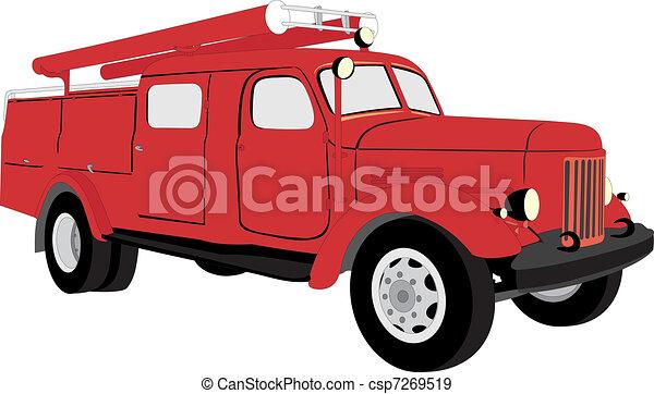 消防車 - csp7269519