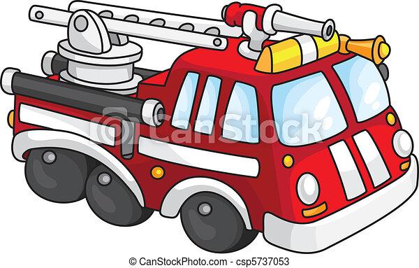 消防車 - csp5737053