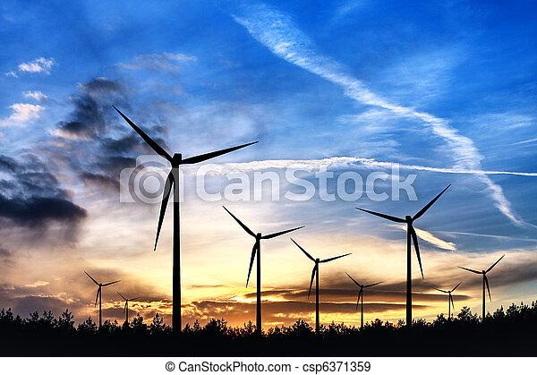 源, 代替エネルギー - csp6371359