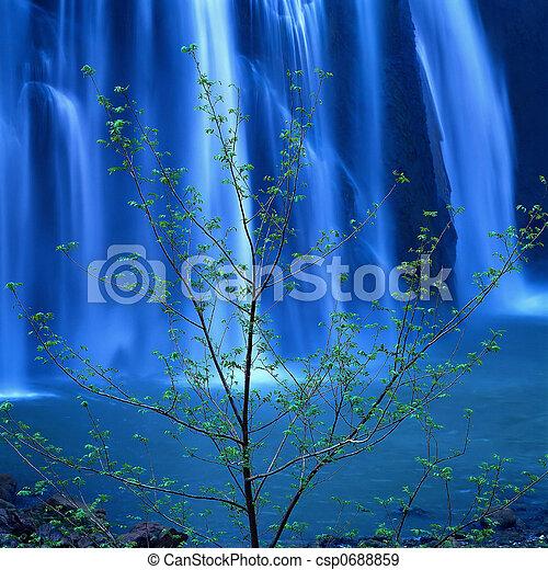 滝 - csp0688859