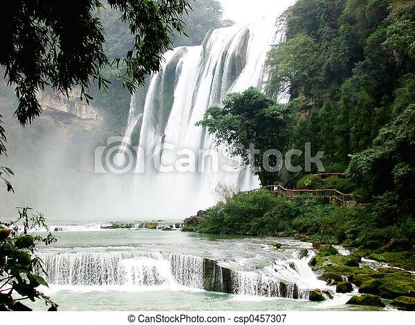 滝 - csp0457307