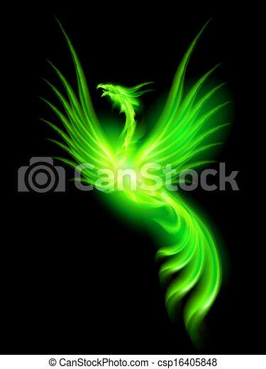 火, phoenix. - csp16405848