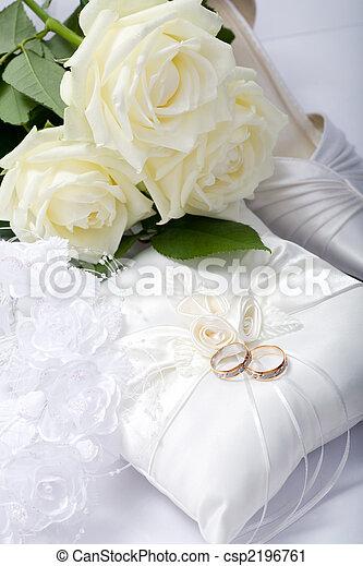生活, まだ, 結婚式 - csp2196761