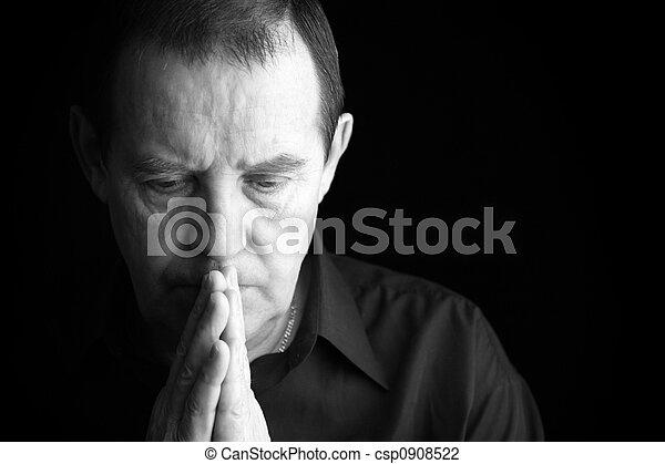 祈ること - csp0908522