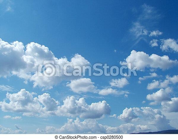 空, 曇り - csp0280500
