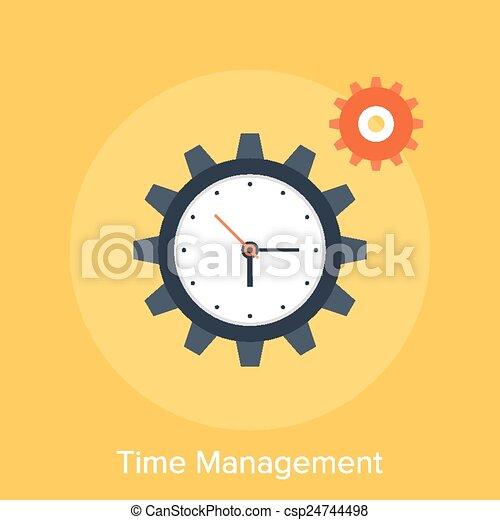 管理, 時間 - csp24744498