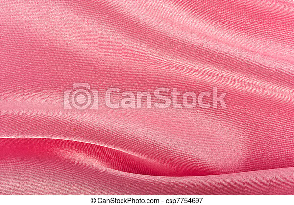 絹, ピンク - csp7754697