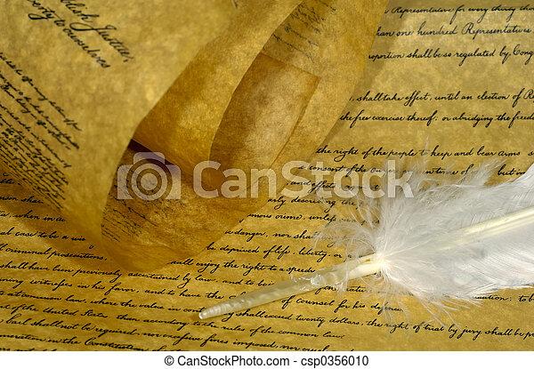 羊皮紙 - csp0356010