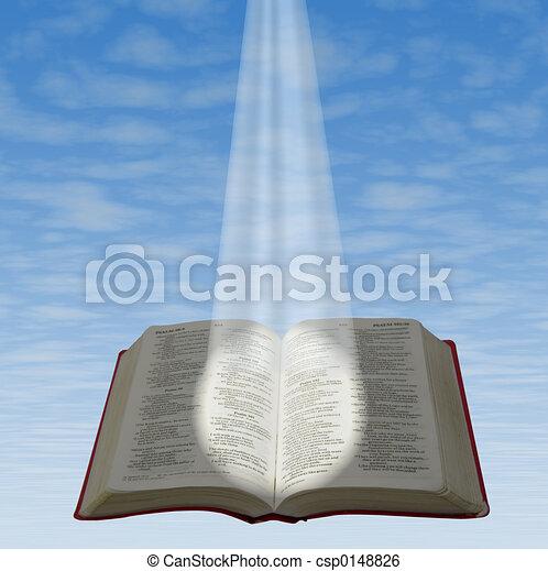 聖書, 神聖 - csp0148826