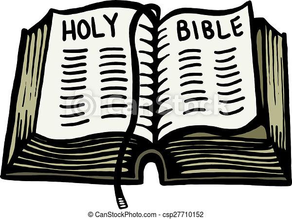 聖書, 神聖 - csp27710152