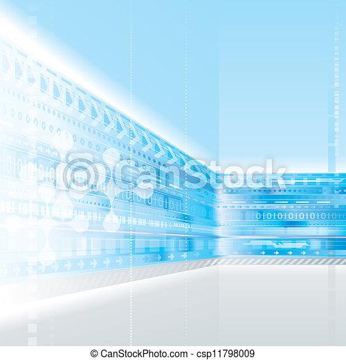背景, 技術, 抽象的 - csp11798009