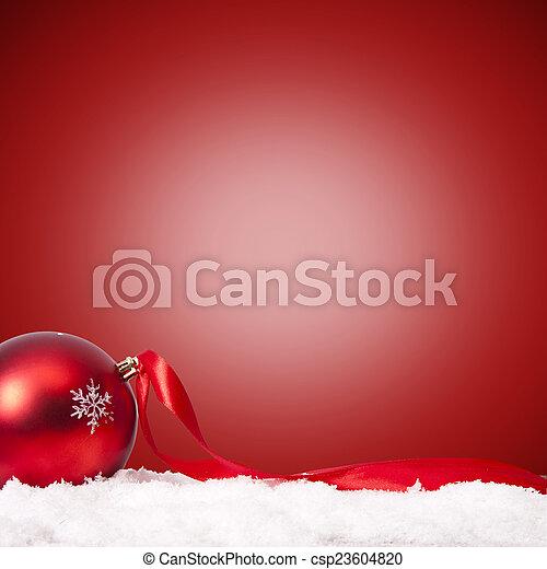 装飾, 資金, 伝統的である, クリスマス, ホリデー - csp23604820