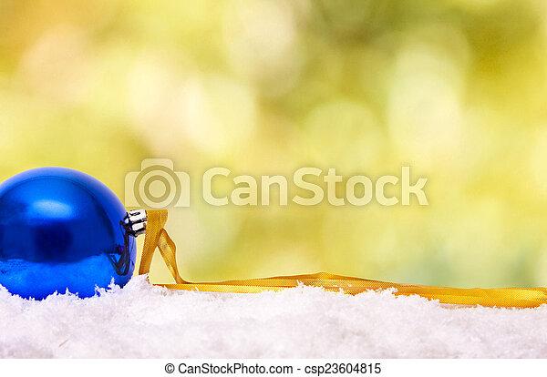 装飾, 資金, 伝統的である, クリスマス, ホリデー - csp23604815