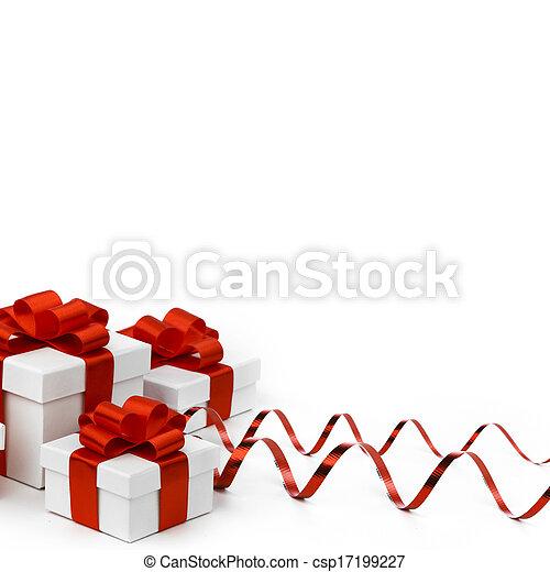 贈り物, 休日 - csp17199227