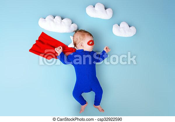 赤ん坊, 極度 - csp32922590