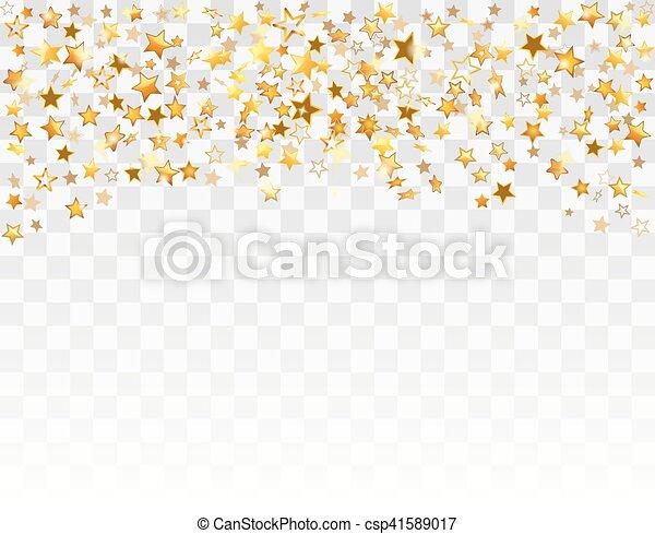 金, 休日, 星, 背景 - csp41589017