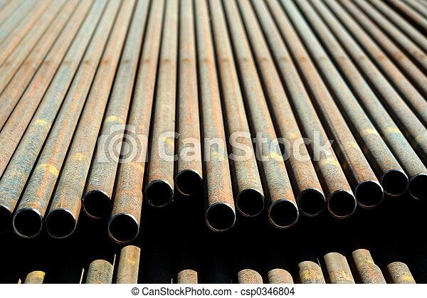鋼鉄, pipe. - csp0346804