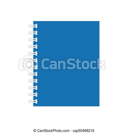 青いノートブック, らせん状に動きなさい - csp50468216