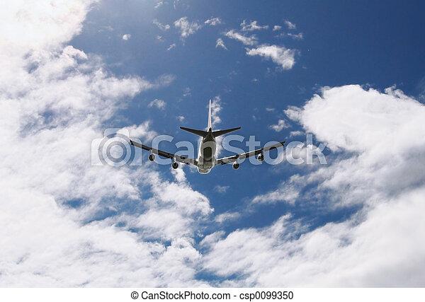 飛行機 - csp0099350