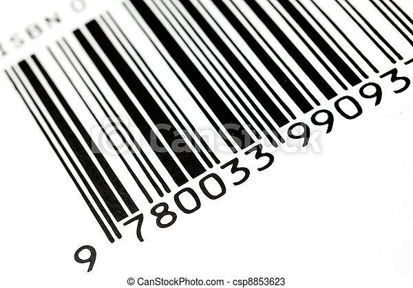 barcode - csp8853623