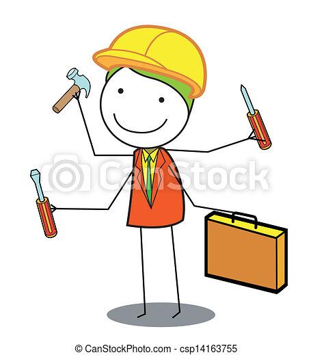 handyman - csp14163755