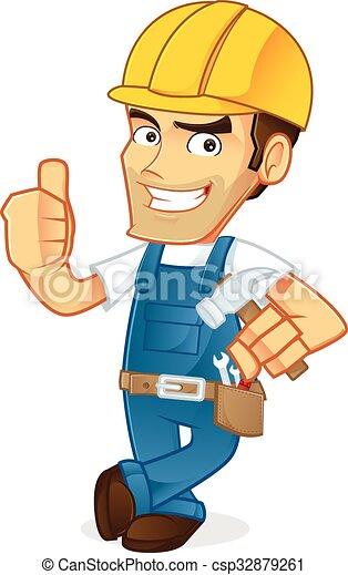 handyman - csp32879261