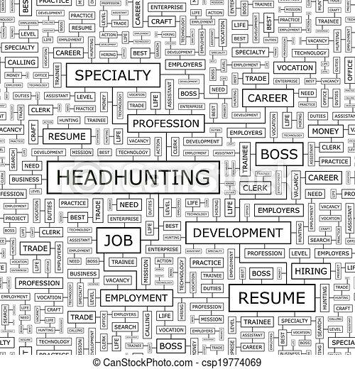 headhunting - csp19774069