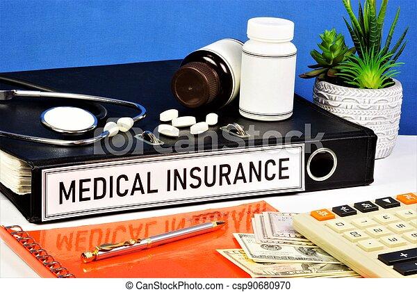 insurance., 医学 - csp90680970