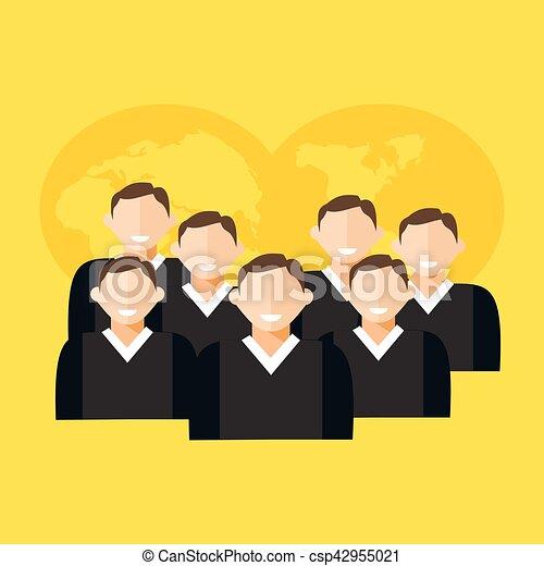 team., ビジネス - csp42955021